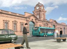 Nottingham Station regeneration