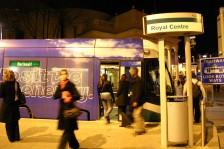 Royal Centre tram stop