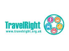 Travelright logo
