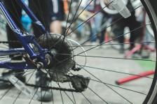 EMW 2015 Bike Wheel