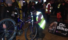 Light Night 2014 Dr Bike