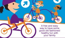 Make your own adventure with the Broxtowe Family Cycling Quest!